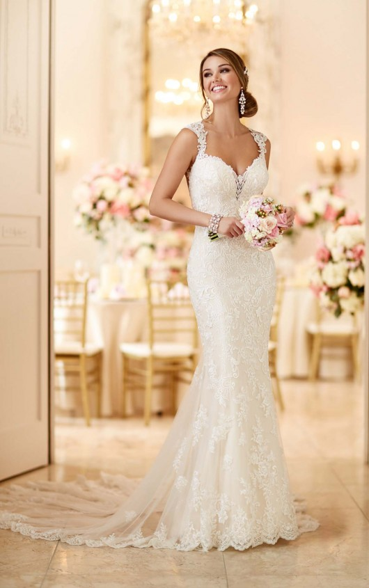 69e1242b255d Inspired by the world's hottest red carpet trends, Stella York bridal gowns  are imagined and handcrafted with stunning detail. Each gown is constructed  to ...